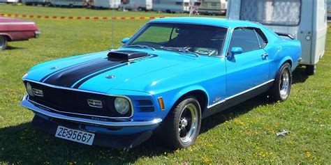 Ford Mustang Mach 1 by Ford Mustang Mach 1 Was One Boy S Wish Ford Authority
