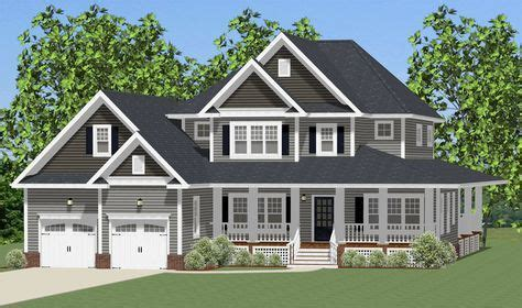 Traditional House Plans With Porches by Plan 46295la Traditional House Plan With Optional Bonus