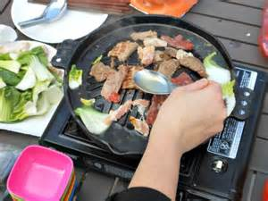 korean bbq grill table top tabletop grills