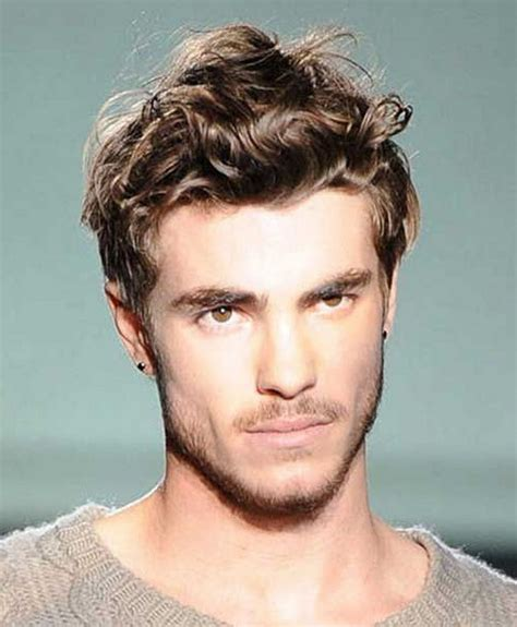 haircuts for boys with wavy hair 30 short haircuts and hairstyles for men mens craze