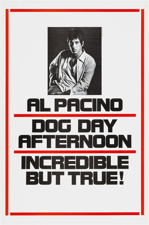 day afternoon day afternoon retro posterretro poster