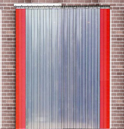 plastic curtain door pvc strip curtains for bristol and bath brunel doors ltd