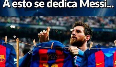 Los Memes De Messi - llegaron los memes de messi mirando la chions por tv