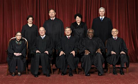 members supreme court justices