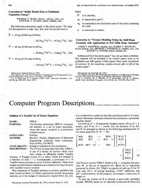 Ieee Xplore Ieee Transactions On Antennas And Propagation Autos Post Ieee Antennas And Wireless Propagation Letters Template