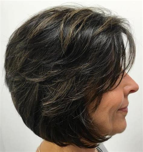layered bob hairstyles 2014 for women over 50 the best hairstyles for women over 50 80 flattering cuts