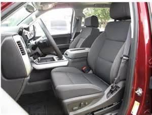 2014 chevrolet silverado leatherette seat covers