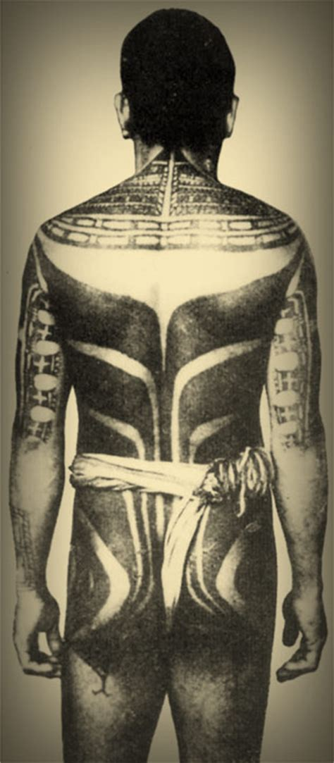 micronesian tattoo the of nature history of western oceania