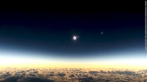 2017 best picture the best spot on earth to watch the eclipse is in the sky