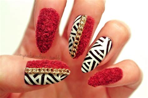 gold nail design me my nails i pretty nails with gold details
