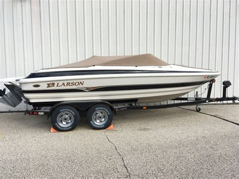 larson boats wisconsin larson boats for sale in pewaukee wisconsin
