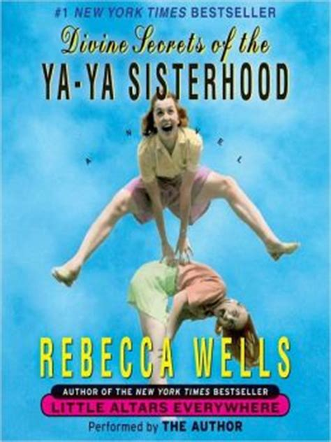 Friday Secrets Of The Ya Ya Sisterhood by A Line From April 2015