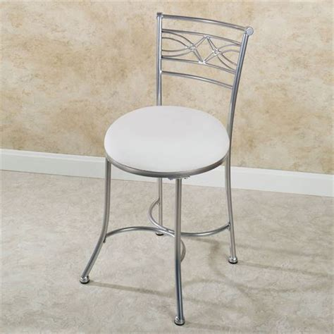 Bathroom Vanity Stools And Chairs by Durand Vanity Chair