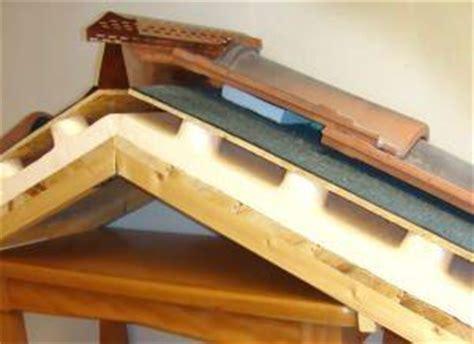 pavimento ventilato tetto in legno ventilato