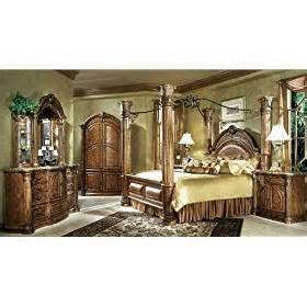 Monte Carlo Canopy Bedroom Set Canopy Bedroom Sets Part 6