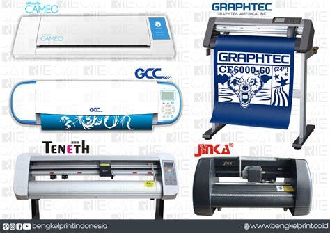 Terlaris 5 Customer Terbaik jual mesin cutting sticker murah jakarta custom sticker