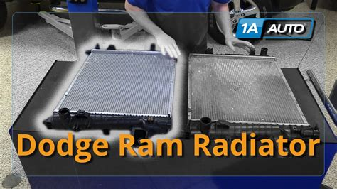 automotive air conditioning repair 2003 dodge ram 2500 user handbook how to install replace radiator 2004 08 dodge ram 5 7l buy quality auto parts at 1aauto com