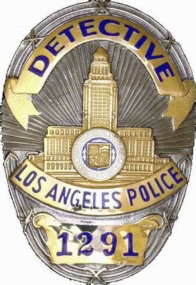 Lapd Records Former Lapd Detective Charged With Theft And Fraud Streetgangs