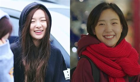 goblin cast ji eun tak red velvet seulgi transforms into ji eun tak of quot goblin
