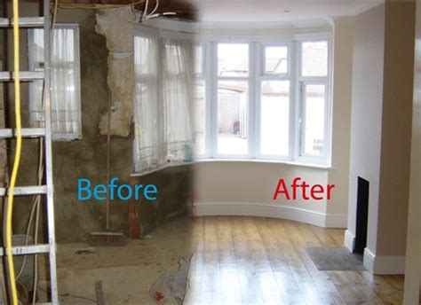 garage conversions before and after garage conversion specialists in sidcup greenwich da15