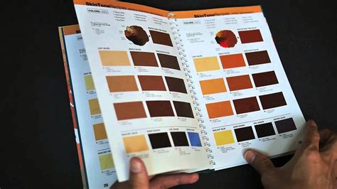 color mixing recipes for portraits more than 500 color combinations for skin hair