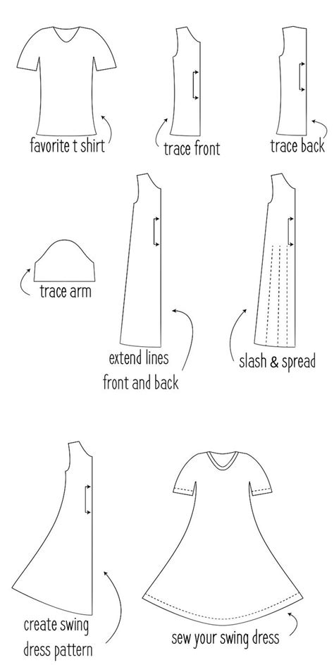 swing dress sewing pattern 25 best ideas about swing dress on pinterest simple