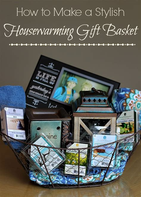 best housewarming gifts for first apartment stylish housewarming gift basket ideas the adventures of