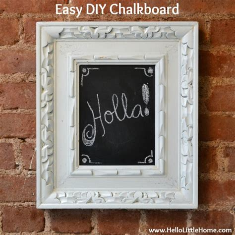 diy chalkboard duster chalkboard archives hello home