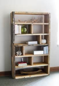 How To Make Simple Wooden Shelf Brackets by 18 Detailed Pallet Bookshelf Plans And Tutorials Guide Patterns