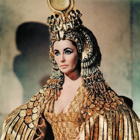 Cleopatra Biography Facts | elizabeth taylor in quot cleopatra quot which is celebrating its