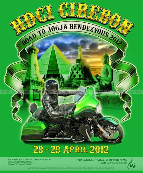 Sho Bsy Jogja jogja bike rendezvous 2012 hdci cirebon by widjana on