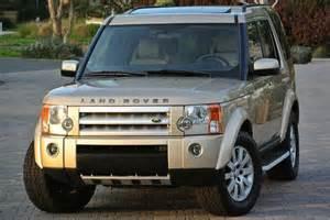 sell used 2005 land rover lr3 se lr4 kit no reserve