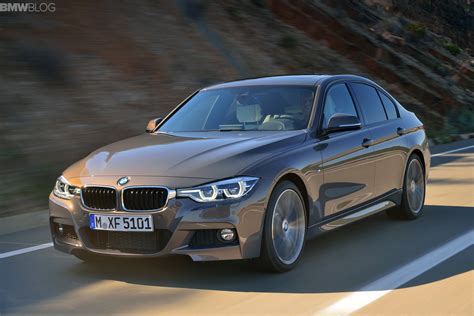 bmw 3 series 2015 bmw 3 series facelift exterior and interior changes