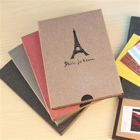 Handmade Paper Photo Album - diy handmade photo album memory record scrapbook album