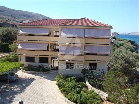 isola di pag croazia appartamenti alloggio appartamenti ton芻ica 28511 pag isola di pag