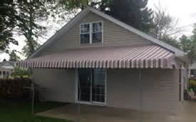 valley awning and tent residential awnings valley awning tent