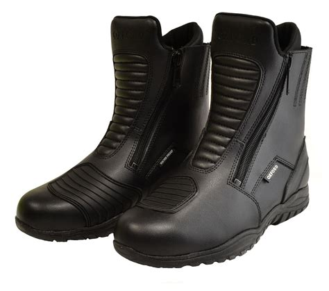 waterproof boots for oxford comanche waterproof boots revzilla