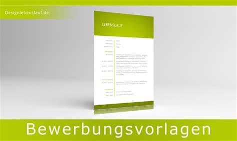 Design Vorlagen Eu Lebenslauf Zum Mit Anschreiben In Ms Word