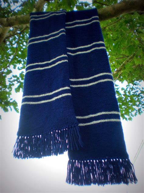 Ima Scarf ravenclaw scarf by thesuzieblue on deviantart