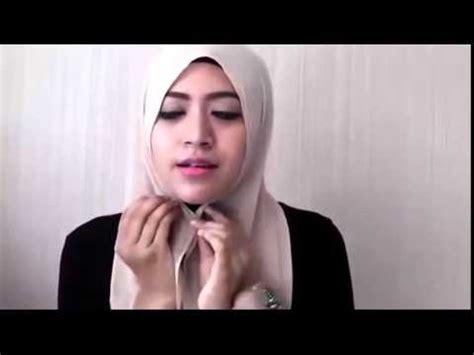 tutorial make up sehari hari youtube tutorial hijab sederhana buat kegiatan sehari hari by