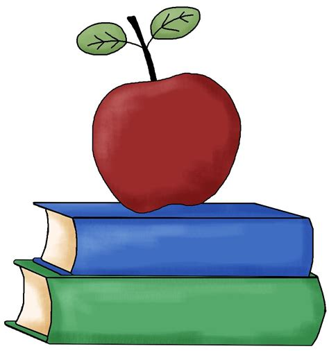 clipart for teachers best apple clipart image