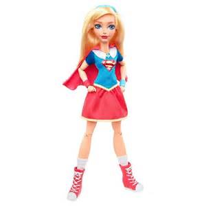 Walmart Patio Furniture Canada Dc Super Hero Girls Supergirl 12 Quot Action Doll Target
