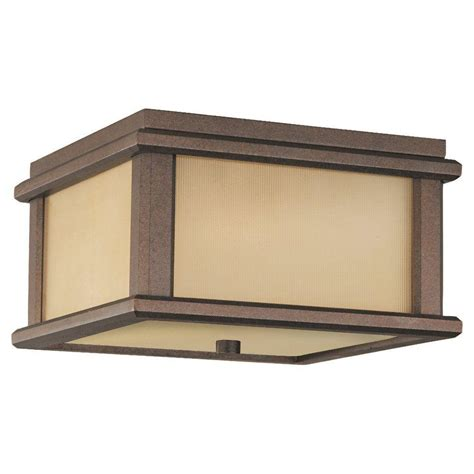 lodge light fixtures feiss mission lodge 2 light corinthian bronze outdoor