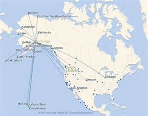 alaska airlines map us alaska airlines route map usa pictures to pin on