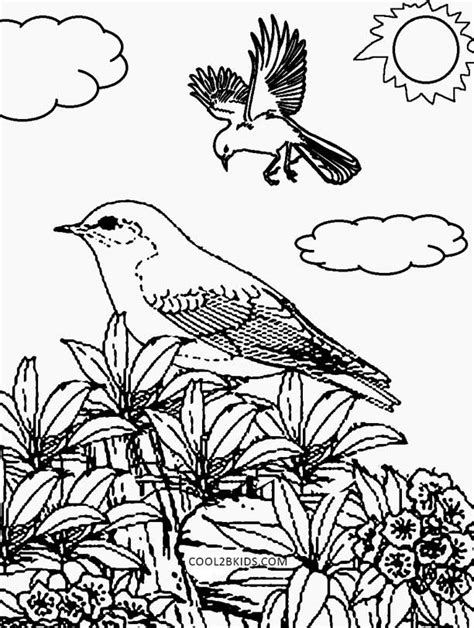 Nature Coloring Pages Free Nature Coloring Pages
