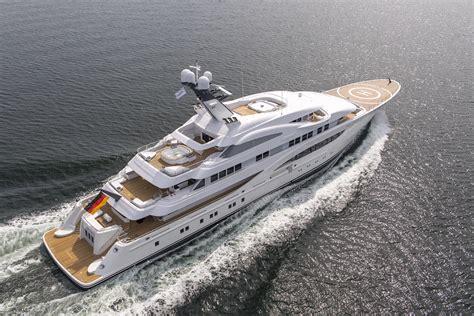 luxury yacht areti built by lurssen image credit klaus - Yacht Areti