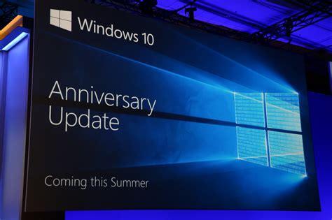 Windows 10 Anniversary Update microsoft to talk more about the windows 10 anniversary update at computex 2016 mspoweruser