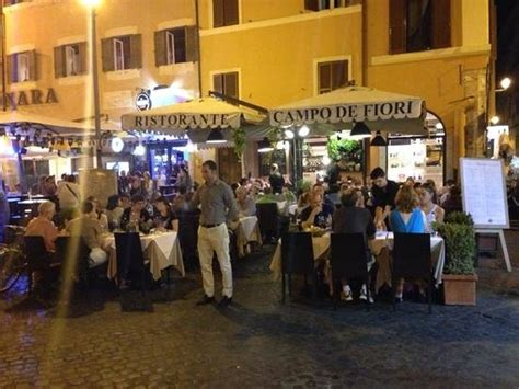 co de fiori rome restaurants here comes dinner picture of rj numbs co de fiori
