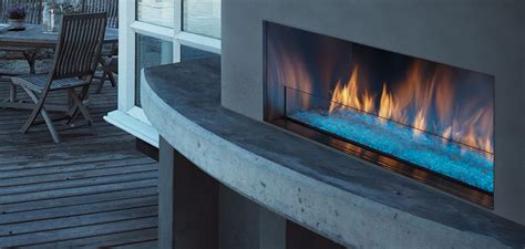 outdoor lifestyles palazzo gas fireplace
