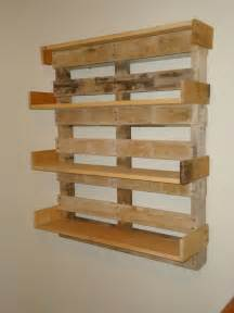 Pallet Bookshelves Diy Pallet Bookshelf Pallet Furniture Diy